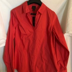 BRAND NEW Size 12 button down blouse